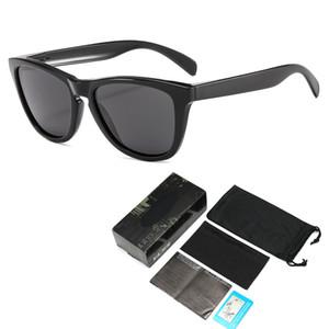 Außenwerbung Marke Designer-Sonnenbrillen F Haut polarisierte Sonnenbrille TR90 Feld-Sonnenbrille Männer und Frauen mit Koffer und Box Hohe Qualität