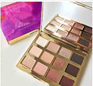 Eyeshadow palette 12 Colors Eye Shadow in Bloom Clay Palette high-performance naturals Eye Shadow with free shipping