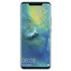 Huawei original del compañero 20 6 GB de RAM 128 GB ROM Kirin 980 Octa Core Android teléfono 40MP Face ID Mobile Pro teléfono celular 4G LTE 6,39 pulgadas de pantalla completa