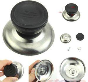 Comer 5 PC / reemplazo Lote Nueva cocina Olla Pan cubierta del pote Hervidor Perilla tapa de plástico S Grip