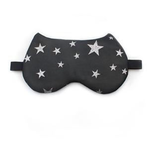 Shade Nueva buena calidad personalizado Diseño suave del sueño del recorrido de la cubierta Rest Relax Sleeping Eye Mask portátil para el recorrido