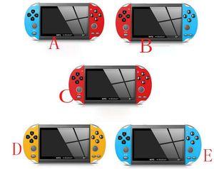 GBA poche de console de jeu X7 joueur Jeux Rétro d'affichage LCD Game Player vs switch jouets pour les enfants HOT VENTE