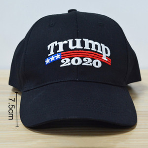 Berretto da Baseball Baseball Ricamo Trump 2020 Caps Breathable Baseball Sport Hat 3 Colori Republican Berretto da baseball DH0510