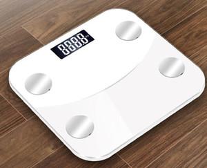 Bluetooth Body Fat Scale inteligente IMC Wireless Banheiro Scale Peso Corporal Monitor de Composição Analyzer Saúde com Smartphone App para o Corpo