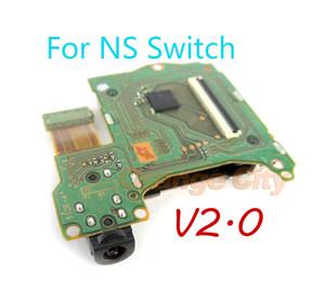 Spielkartenfach Schlitz mit Headset Kopfhöreranschluss Motherboard-PCB V2.0 HAC-001 (-01) Aus Schalter NS Schalten Spielkonsole