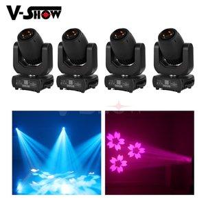 4 шт. С 150 Вт Spot Moving Head Light Gobo Светодиодное пятно DJ Lights DMX Stage Light для бара диско