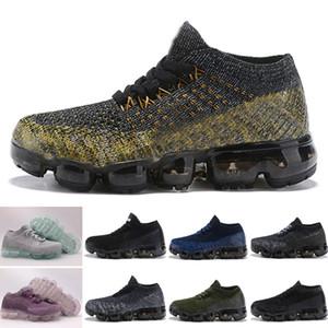 Nike air max 2019 bebê criança KPU Tricô Portátil Crianças Sapatos de Corrida Crianças 2018 almofada Sapatos de Esportes Meninos Meninas Tênis De Treinamento