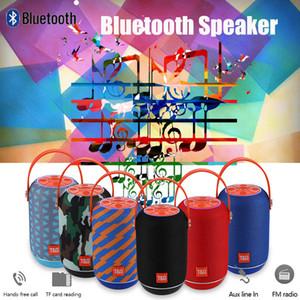Mini haut-parleur sans fil Bluetooth TG104 TG106 TG113 TG116 TG117 TG138 Stéréo Lecteur Subwoofer Sound Box FM Mains libres TF USB AUX