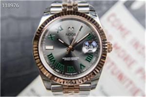 EW 126331 montre DE luxe refined steel 3235 automatic mechanical watch machine core diameter 41 mm designer watches(one watch one card)