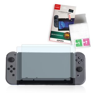 Switch Tempered Glass NS Protector Nintendo Game Console Steel Protective Film