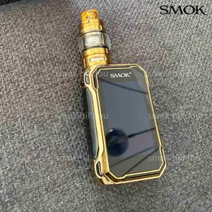 SMOK G-3 PRIV Kit 230W G-PRIV3 avec Mesh TFV16 Lite Réservoir Bobines Full Color HD Touchsreen Powered by Double 18650 100% authentique
