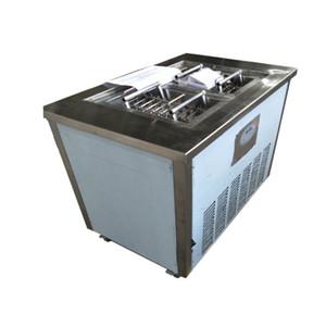 Automatic congelador máquina manual picolé de frutas comercial máquina de sorvete economiza tempo e esforço