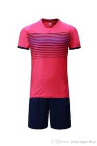 19 Pink Lasten Männer Fußballjerseys heißen Verkaufs-Outdoor Bekleidung Fußball-Wear-Qualitäts-JUV Anzug