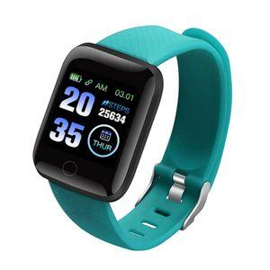 Fitness Tracker ID116 PLUS Smart Bracelet with Heart Rate Smart