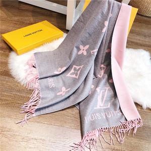 Haute Qualtiy la mode des femmes Foulard épais Cachemire Echarpes 2018 Automne Hiver RT258 Femmes long Wraps Taille 180x70cm