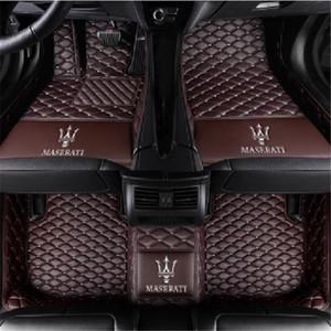 Per Maserati Ghibli 2014-2018 stuoia ecologico insapore non tossici