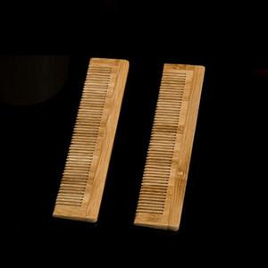 Массаж Деревянная Расческа Бамбука Щетка Для Волос Щетка Для Ухода за Волосами и Красотой SPA Массажер Быстрая Доставка F2055