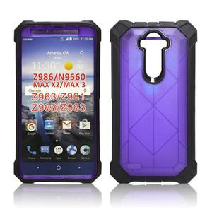 Para borda Samsung A6 S6 S7 S8 S9 além S10 5G Defender à prova de choque de proteção coldre de cinto Clipe Kickstand Cristal Resistente Voltar Phone Case Capa