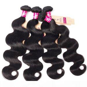 9A Brazilian Virgin Human Hair Bundles 100% Peruvian Malaysian Brazilian Body Wave Straight Loose Wave Kinky Curly Deep Wave Human Hair Weft