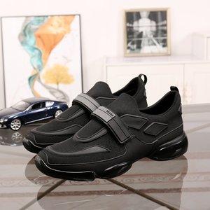 PRADA casual shoes 2020 de lujo de diseño zapatillas de deporte de los hombres xshfbcl forro de piel de oveja superior transpirable deportes al aire libre cómodas y elegantes