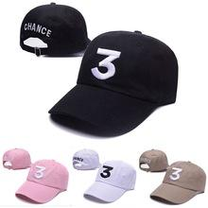 Free-доставка Chance 3 рэпер шапки Streetwear Канье Уэста папа Колпачок письмо бейсболке Книжка-раскраска 6-панель Ygod шляпы для мужчин, женщин 2019