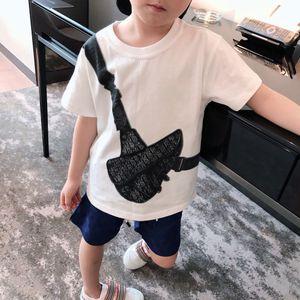 2020 Meninos Bebê novo camiseta Tops T camisa das meninas T-shirt Customize Verão Los Peque Tops Tops T Criança de algodão