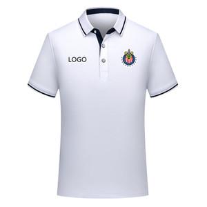 Versão tailandesa de qualidade 2019/20 MÉXICO Club Chivas de Guadalajara camisa pólo de futebol camisa de futebol jerseys men19 / 20 Chivas homens de futebol polo Sh