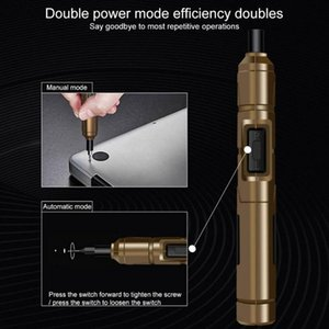 Repair Screwdriver Set Portable Cordless Power Tool Household Drill Bits Accessories Mini Metal Adapter Electric Rechargeable