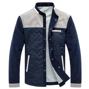 Mountainskin Printemps Automne Veste Homme Baseball Uniforme Slim Manteau Casual Vêtements pour hommes Mode Manteaux Homme Manteaux