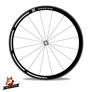 700c road bicycle carbon wheelset sticker 24 30 38 40 50 55 60 80 88mm road bicycle wheels sticker for 3T-Accelero 40 Pro