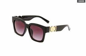High Quality Fashion Brand Evidence Sunglasses Retro Vintage Men's Brand Designer Shiny Gold Frame Laser Logo High Quality of Women5362