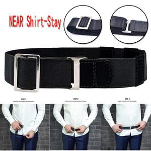 3CMx120CM Vicino shirt-Stay migliori bretelle titolari camicia Soggiorni regolabili Tuck Belt camicia infilata supporto uomini Rimani Belt D