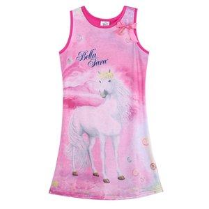 Vestido de hadas para niñas Princesa de la moda Vestidos de algodón de verano ropa casual chaleco para niños niños roupas infantil meninas