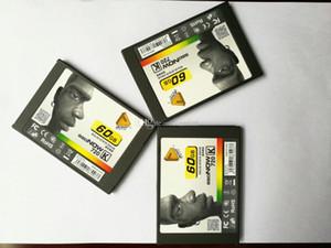 Новый металл 7 мм 2.5 дюймов SATA3 SSD 60 ГБ твердотельные ноутбуки настольные компьютеры компьютер lnternal HD SSD 60 Гб жесткие диски