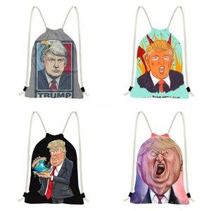 Pelle 2020Ddstyles borsa famosa Trump Marca Moda borse zaino del Tote di spalla della signora Zaino in pelle Borse 2020 # 783