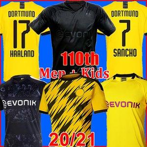 Tayland BVB Borussia Dortmund soccer jersey football shirt Futbol Forması 2019 2020 GÜNDOĞAN YARMOLENKO M.GOTZE REUS PULISIC Batshuayi Formalar 19 20 Futbol forması kıyafeti