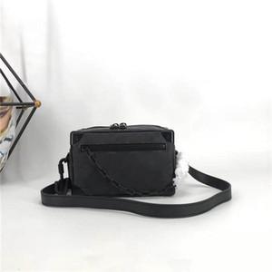 Kadın ve erkeklerin Mini yumuşak gövde omuz çantası 44480 Tayga deri minibag Casual Çanta ve Çantalar tam renkli için Yeni küçük çantalar