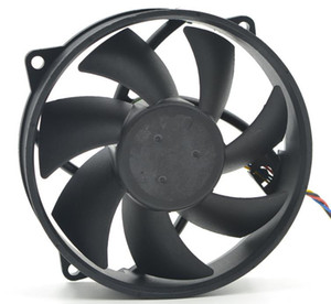 For original Delta AUB0912VH AUB0912HH12V 0.4A 9CM 9025 fan 4-wire
