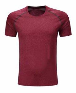 19/20 20/21 hommes et femmes Yoga Sportswear Course à pied T-shirt