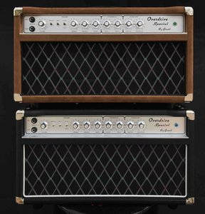 Grand Boutique Hand-wired ODS50 Overdrive Special Amplifier Head 50W in Brown or Black Custom Logo and Faceplate is Available free shipping