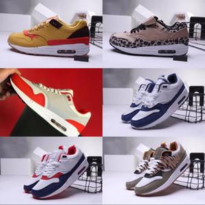 Avec Box 1 4 Chaussures de sport Designer Homme Juillet Blanc Marine Midnight Neutre Drapeau gris USA Indépendance mode Formateurs Size40-45