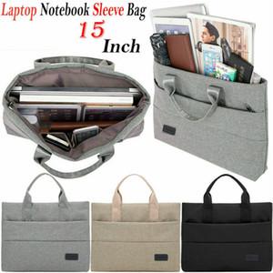 Grand Nylon Slim portable étanche manches Carry Case Cover Sac pour 13/11/15 Affaires Loisirs Ordinateur MacBook Pro Air