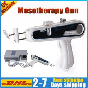 Mesotherapie Pistole Schönheit Ausrüstung Hautverjüngung mesogun Maschine Meso Pistole Injektor Falten entfernen Anti-Aging-Mesotherapie Injektion