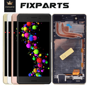 For Sony Xperia X LCD Display Touch Screen Digitizer Assembly F5122 Display Replacement Parts For SONY F5121 LCD Xperia X Screen