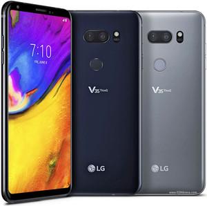 """الأصلي LG V35 شيء becouse لاني 6.0 """"بوصة 6GB / 64GB الثماني النواة كاميرا مزدوجة الهاتف بصمة مقفلة مجدد موبايل"""