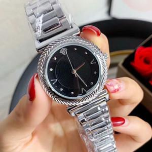 Women Watch Top Brand New Style Stainless Steel Women Bracelet Luxury Woman Wristwatches Fashion Quartz Watches Women Best Gift For Lady