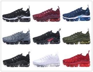 tn Artı Erkekler Kadınlar Kraliyet Smokey Leylak Dize colorways Zeytin In Metalik Tasarımcı Üçlü Beyaz Siyah Eğitmen Spor için spor ayakkabıları Koşu