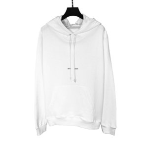 Top Luxury European Small Letter Red Point Printed Hoodie Casual Cotton Long Sleeve Couple Women Mens Designer Fashion Hoodies HFXHWY111
