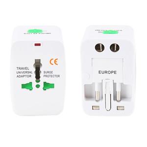전기 플러그 전원 소켓 어댑터 국제 여행 범용 소켓 전원 충전기 변환기 EU 영국 미국 AU 옵션 USB
