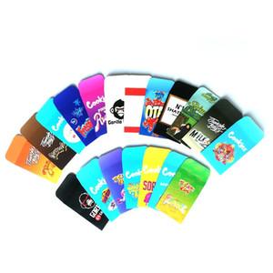 Envelope bag 0.5G 1G COOKIES Paper bags Jokesup ZOURZ Pink Runtz Gary Payton Certz 100 types Package DHL Free